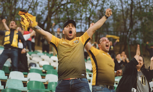 Home from home: the football club giving Moscow's Armenian diaspora something to cheer