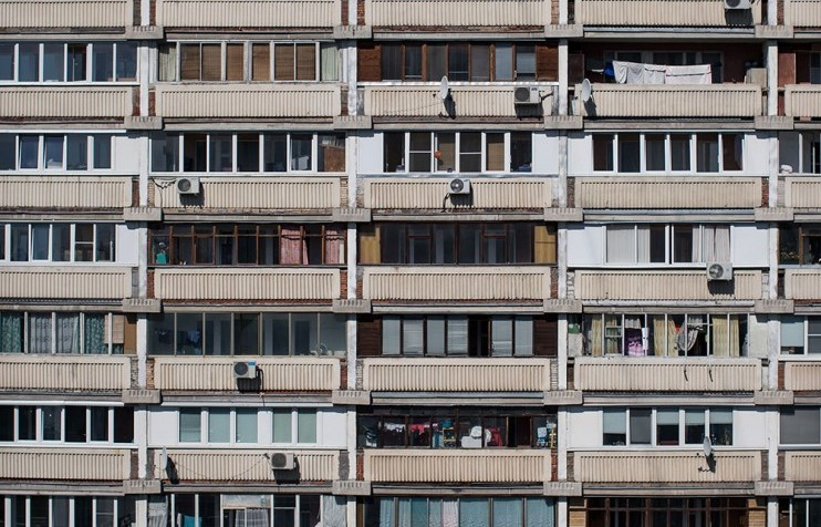 Block party: Owen Hatherley celebrates a much-maligned housing project