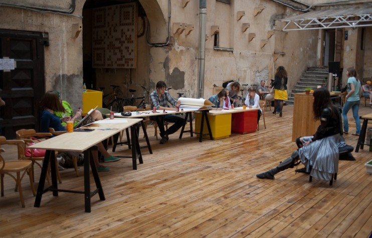 Collaboration station: the rise of Russia's creative hubs