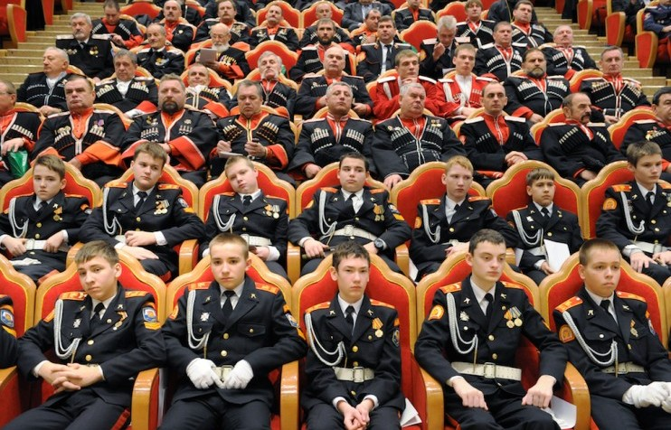 Homeland insecurity: Sochi, migrants and the problem of Cossack identity