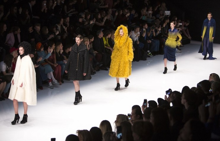 Runway fix: 7 things we learned from Moscow fashion week