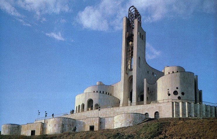 Soviet po-mo: what can we learn from Georgia's forgotten master architect?
