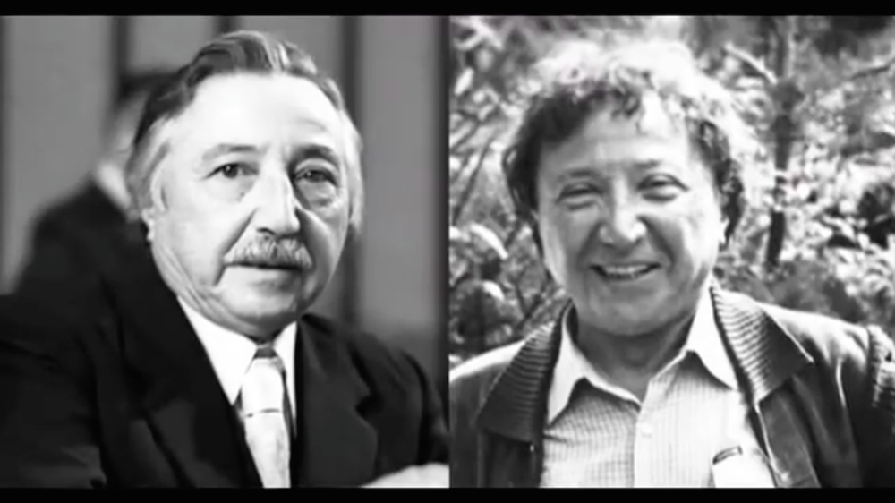 Chilean communist Luis Corvalan, before and after his encounters with Soviet plastic surgery