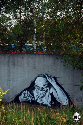 Flickering flame: remembering street art pioneer Pasha 183