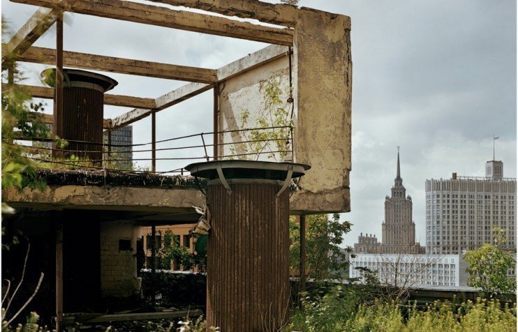 Narkomfin: can a utopian housing project survive in modern Moscow?