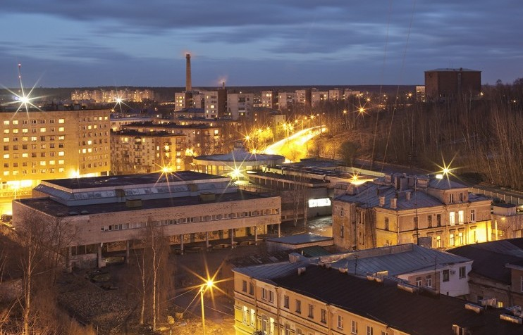 Hours In Vyborg Where Russia Meets Finland Meets Sweden