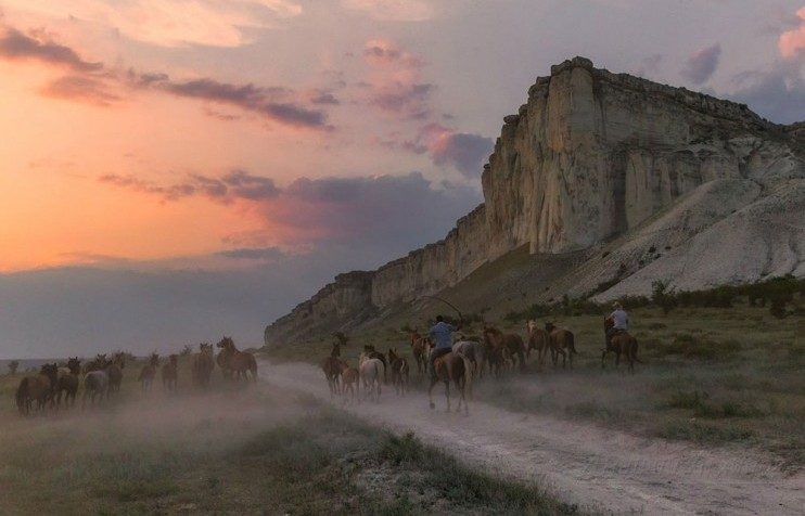Set and match: when Soviet film locations stood in for the West