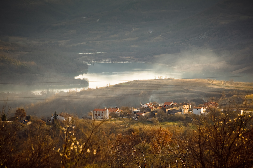 A village in rural Croatia. Image: Tim Ertl under a CC License