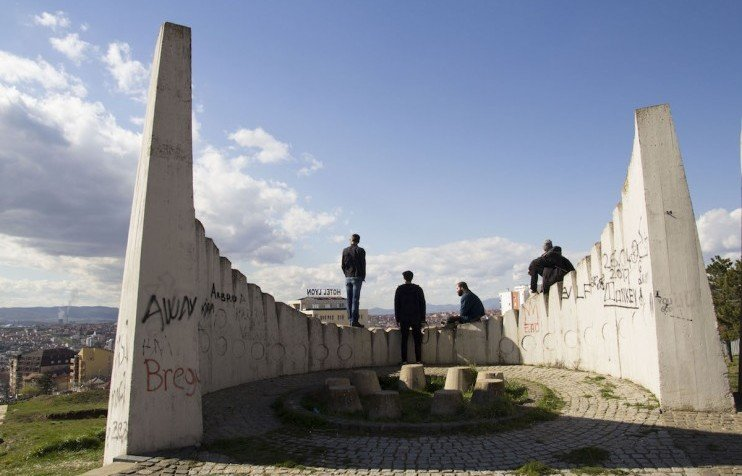 Letter from Priština: searching for identity in the capital of Europe's newest state
