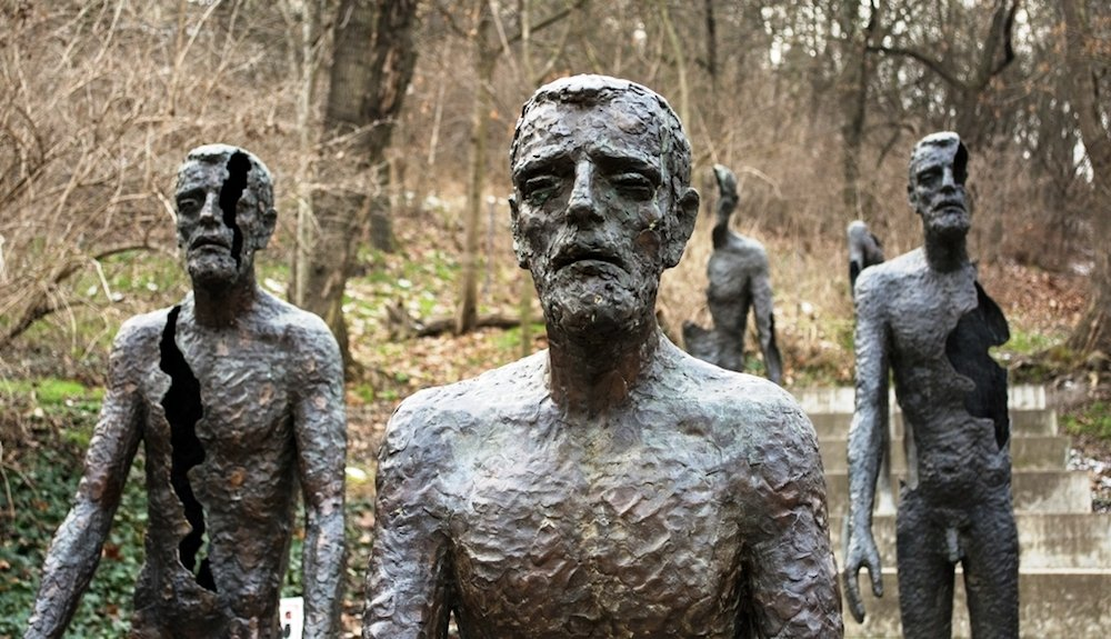 Monument to Victims of Communism. Image: Troy David Johnston under a CC License