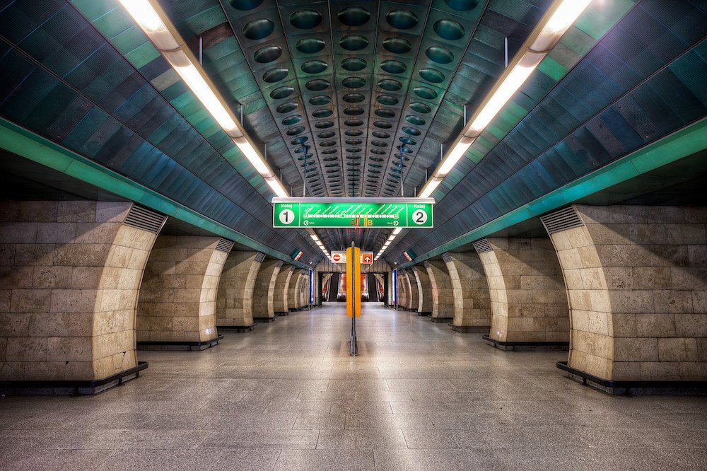 The Prague Metro. Image: Miroslav Petrasko under a CC License