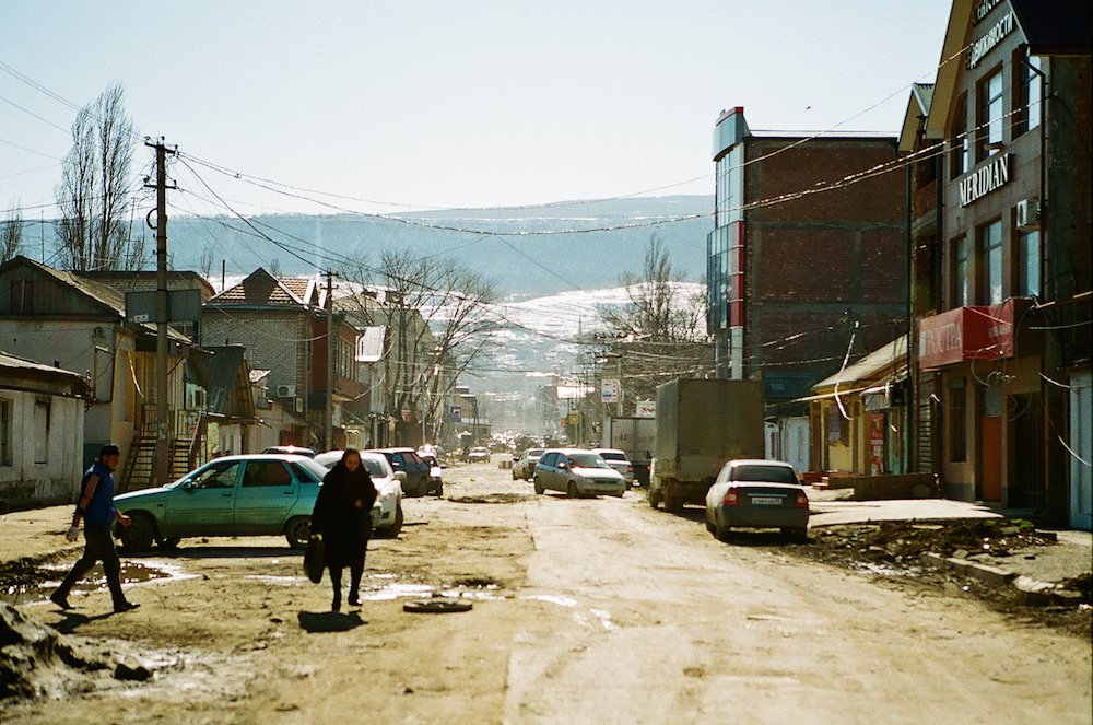 The Dagestani capital of Makhachkala. Image: Un Bolshakov under a CC image