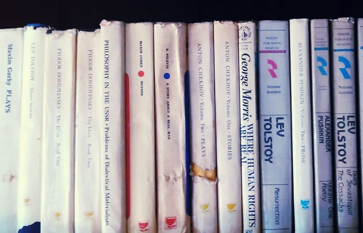 By the book: reflections on an Indian childhood reading Soviet hardbacks