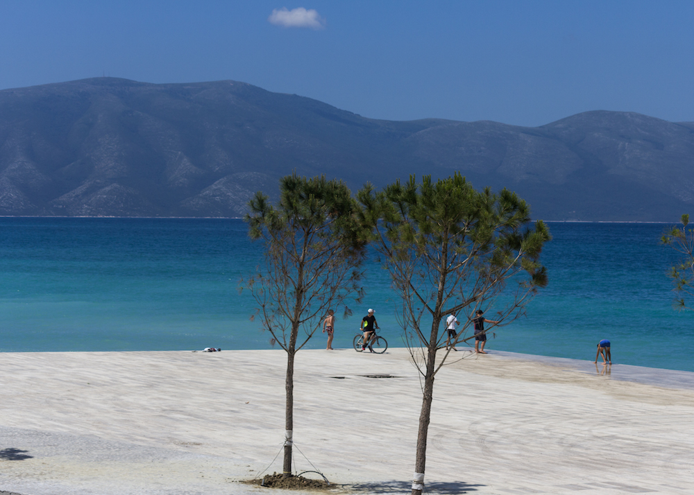 Vlore in Albania. Image: Leif Hinrichsen under a CC licence