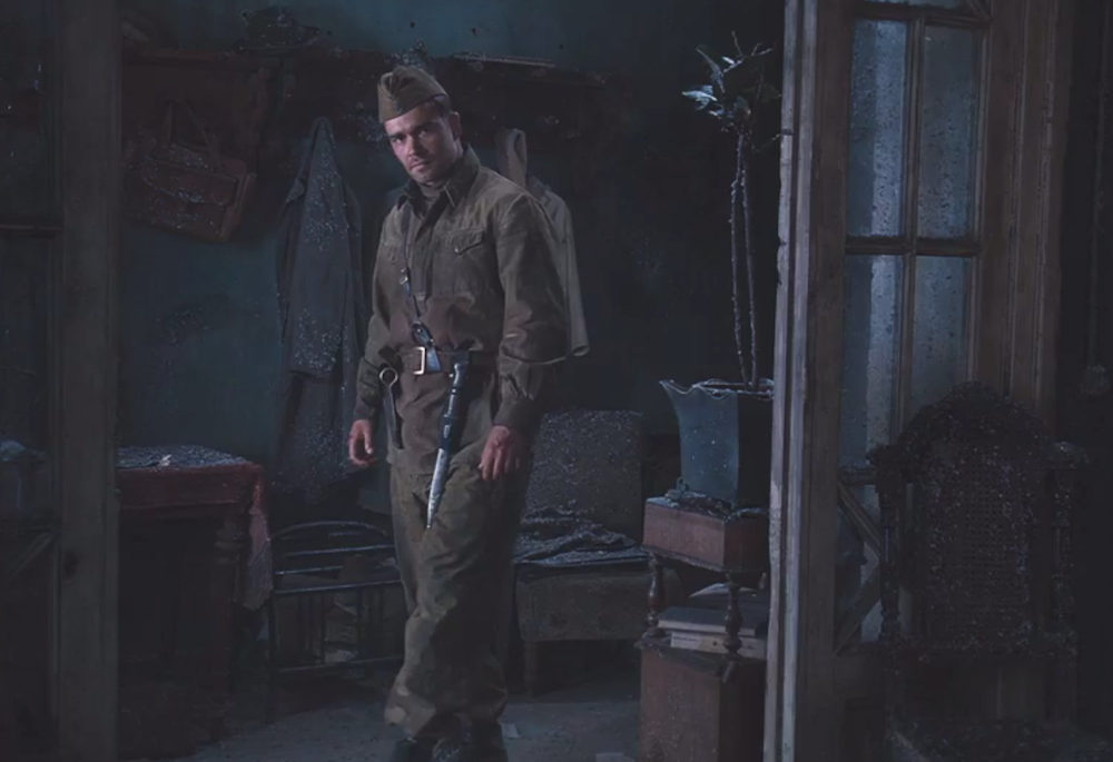Screenshot from <em> Stalingrad</em>, which broke box office records in China for a non-American opening