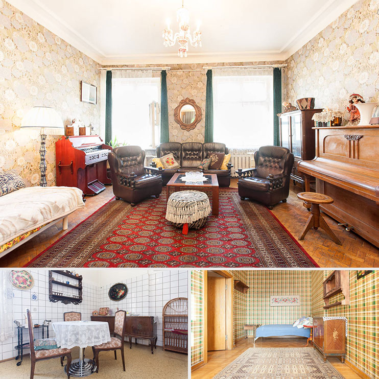 Apartment Listing: Hit And Miss: The Pick Of Moscow's Airbnb Rental Listings