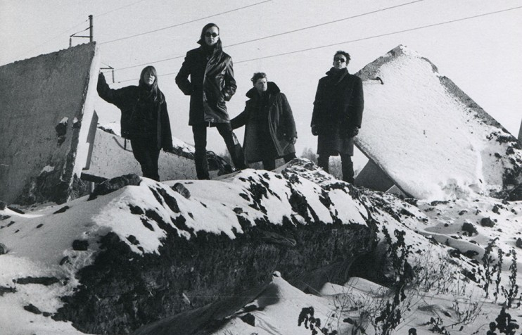 Raging in the cold: the Siberian punk who changed the face of Russian music