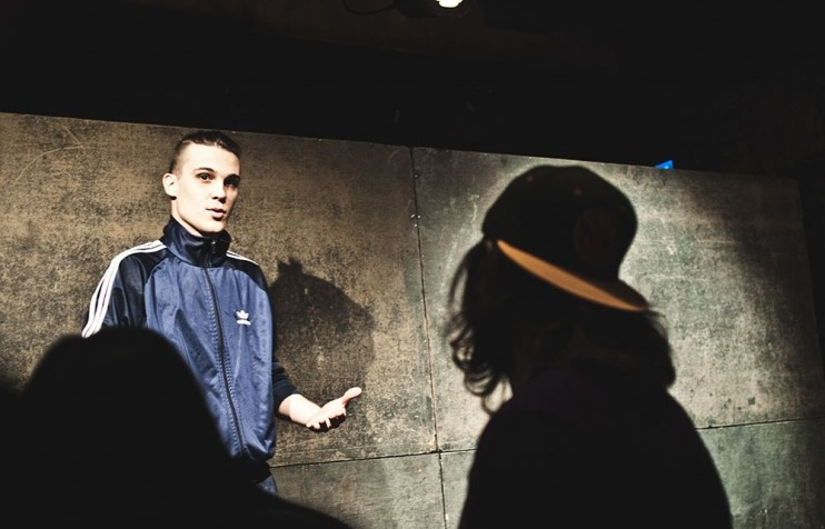 Life's a stage: exploring documentary theatre's role in the new east