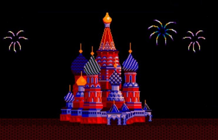 Patriot games: a brief history of Russian video gaming