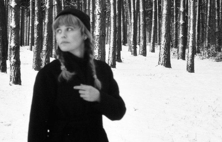 All hail Kedr Levanskiy: she's the queen of Russian underground electronica