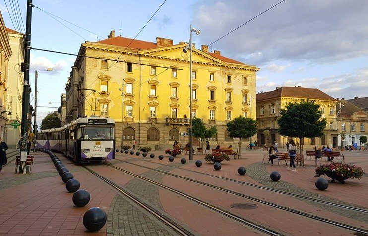Letter from Timişoara: will Romania's westernmost city be Europe's next art destination?