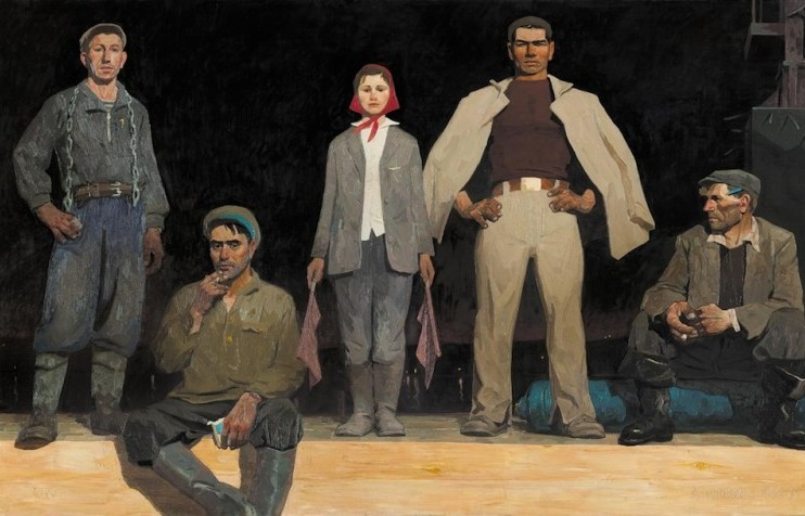 Get real: why socialist realist painting deserves another look