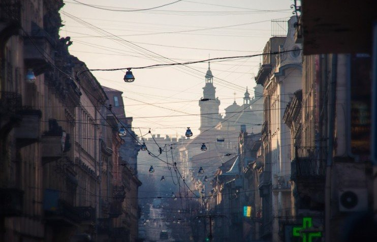 Letter from: Owen Hatherley looks behind the facades of tourist-friendly Lviv