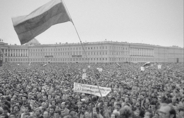 Opinion: Why are there no Russian feature films on the dissolution of the USSR?