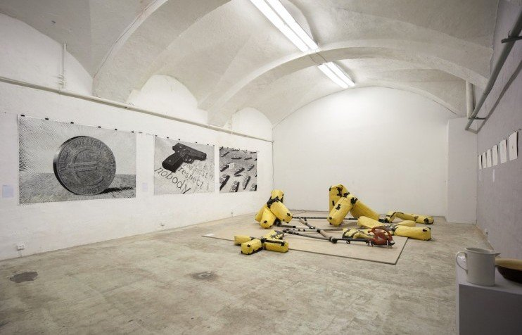 Going underground: the art gallery bringing the rebel spirit back to St Petersburg