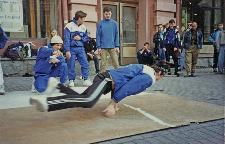 Breakdancing in the USSR: get down with the Soviet b-boys