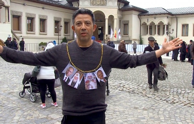 Protest on my mind: why did one performance land a Romanian artist in psychiatric hospital?