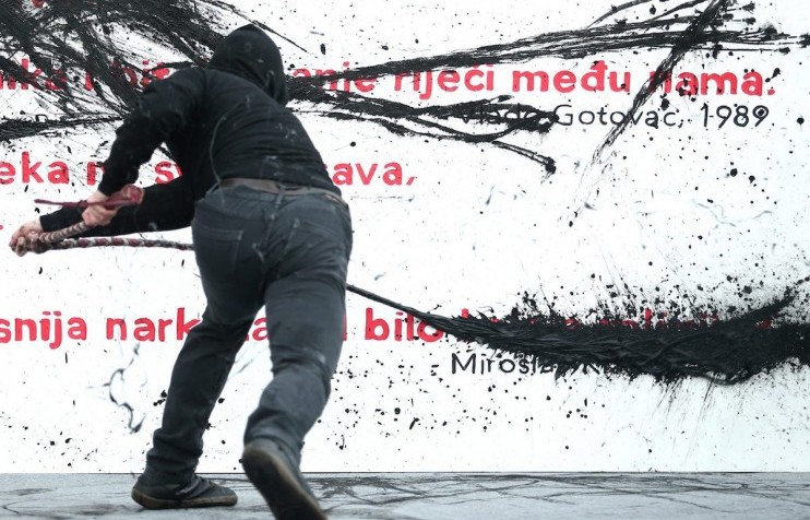Performing the political: the Croatian artists staging public resistance to injustice