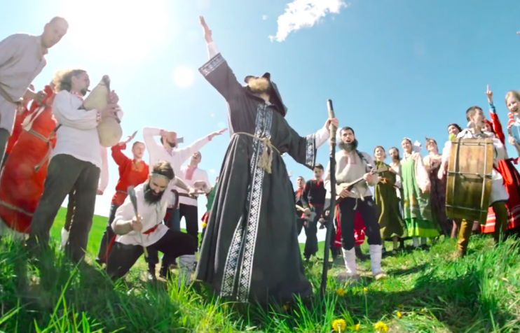 Blessed beats: are religious and folklore influences really moving Russian music forward?