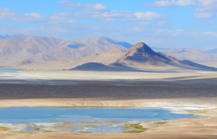 Pamir: exploring the 'roof of the world' in remote Tajikistan