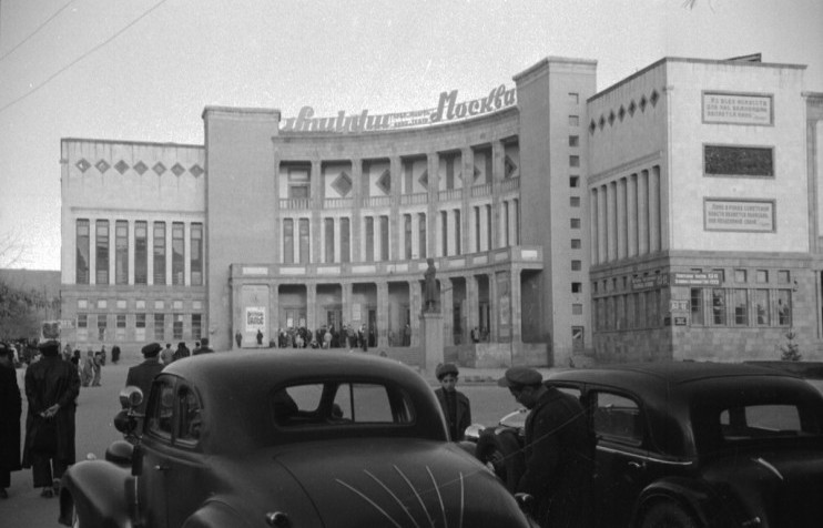 Screen dreams: inside Armenia's Soviet cinemas and the fight to save the country's film heritage