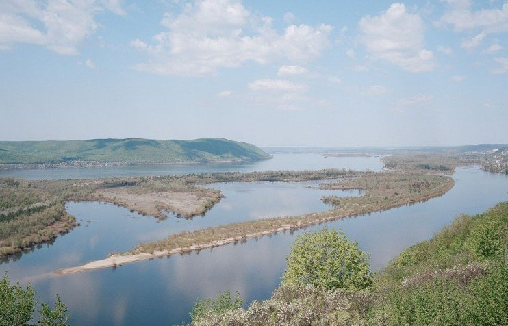 Escape the city: follow the Volga river to hidden islands and quiet villages outside Samara