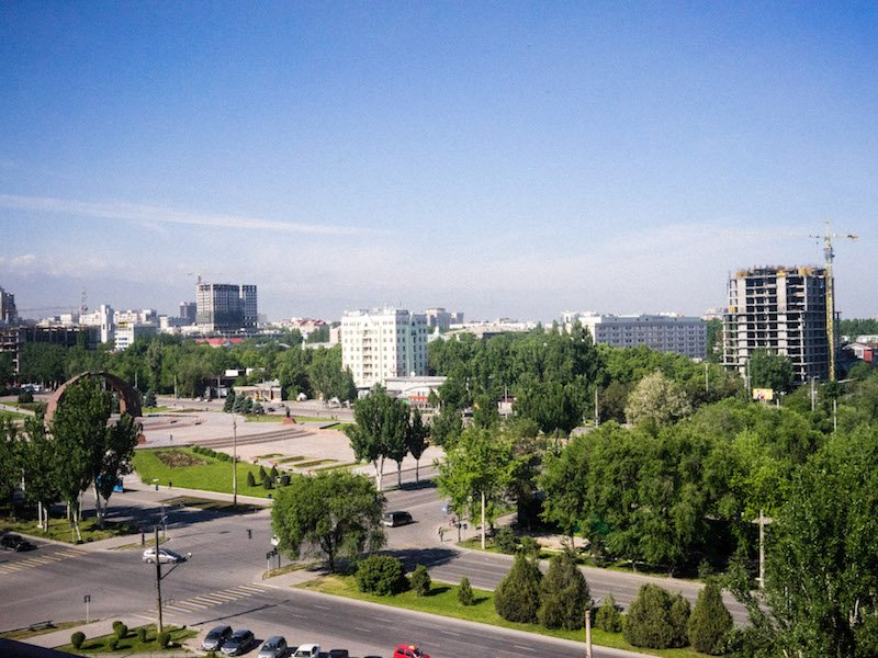 5 minute guide to Bishkek: striking Soviet mosaics and architectural gems in this modernist garden city