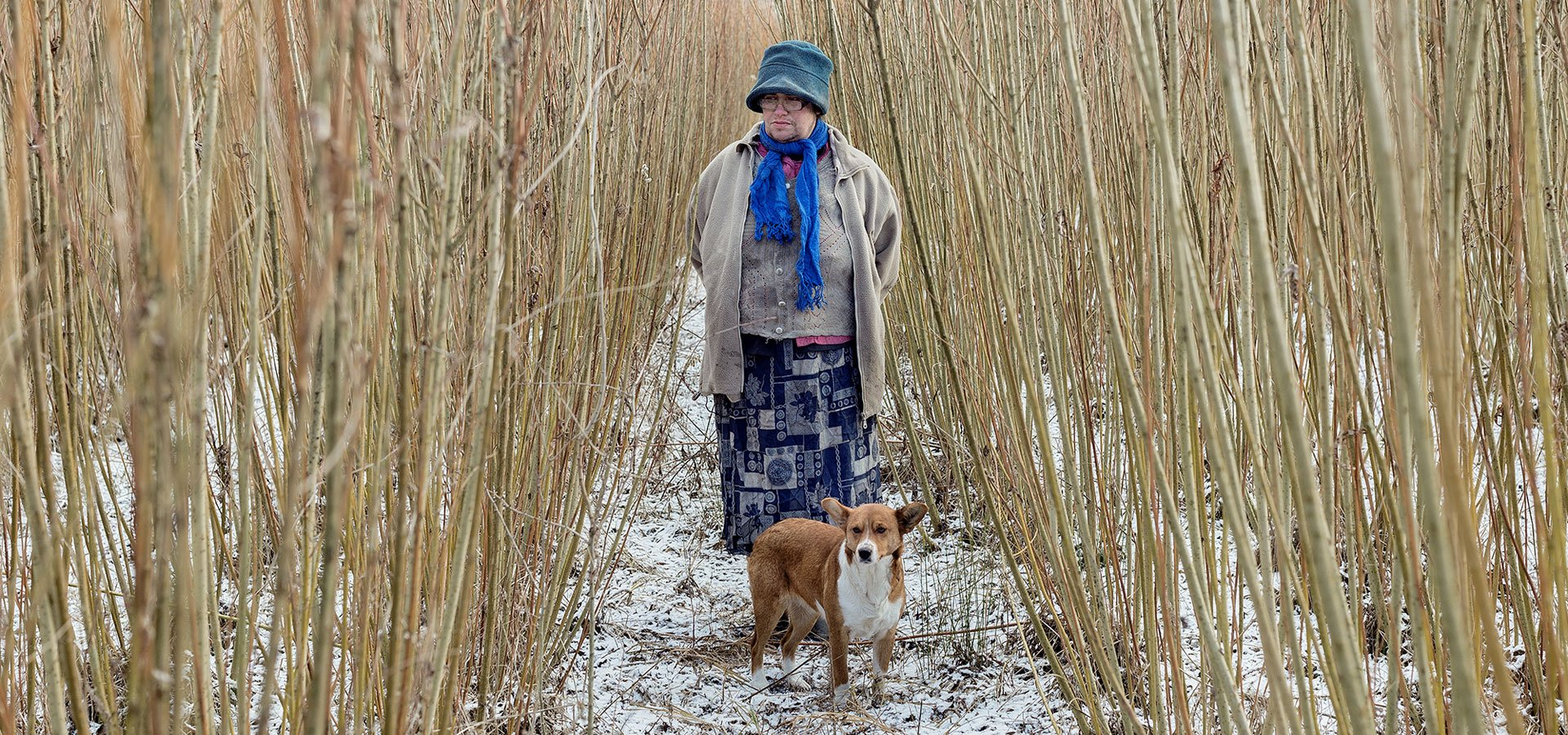 In rural Poland, a mother cuts her own path