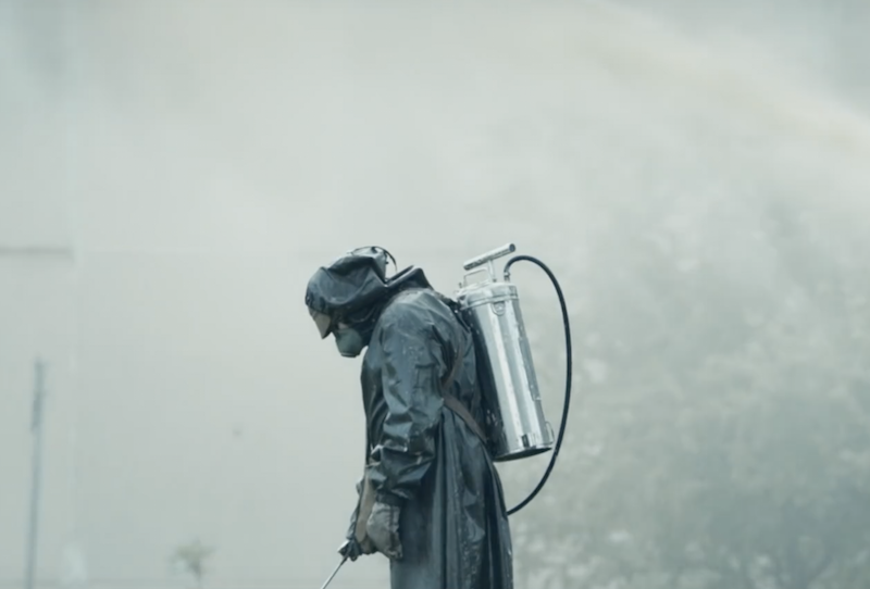 HBO's Chernobyl tells a version of Soviet history that's vital for both Russia and America