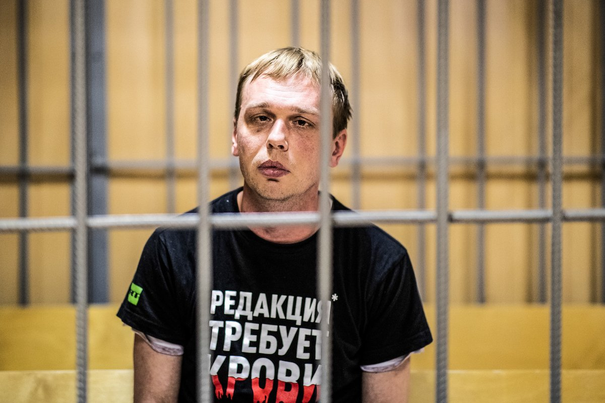 Russian media and cultural figures rally round arrested investigative journalist Ivan Golunov as protests continue