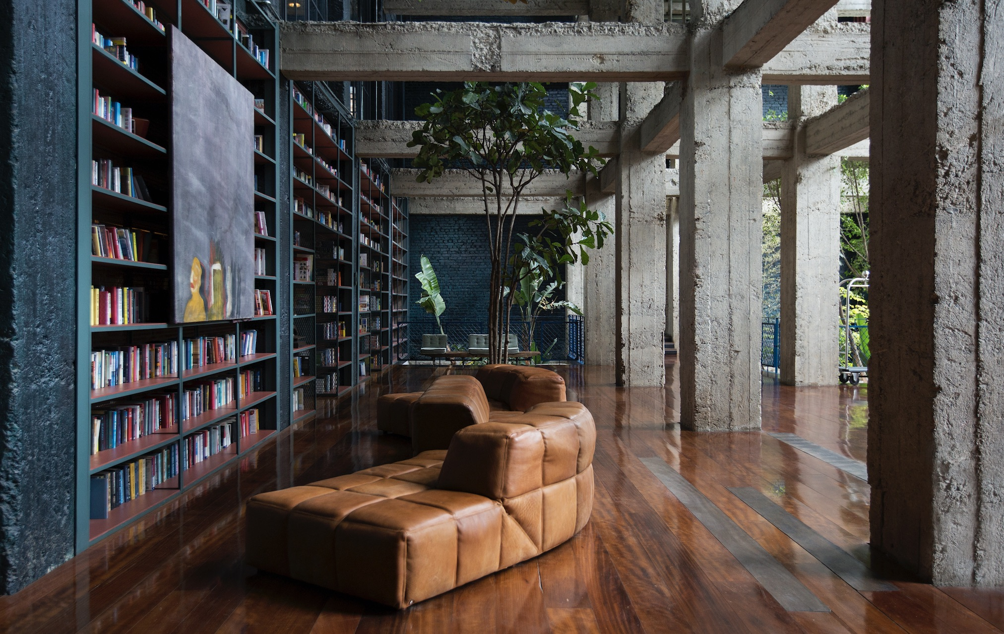 Stay at Tbilisi's industrial chic hotel-cum-cultural hub set in a former printing house | The Escapist