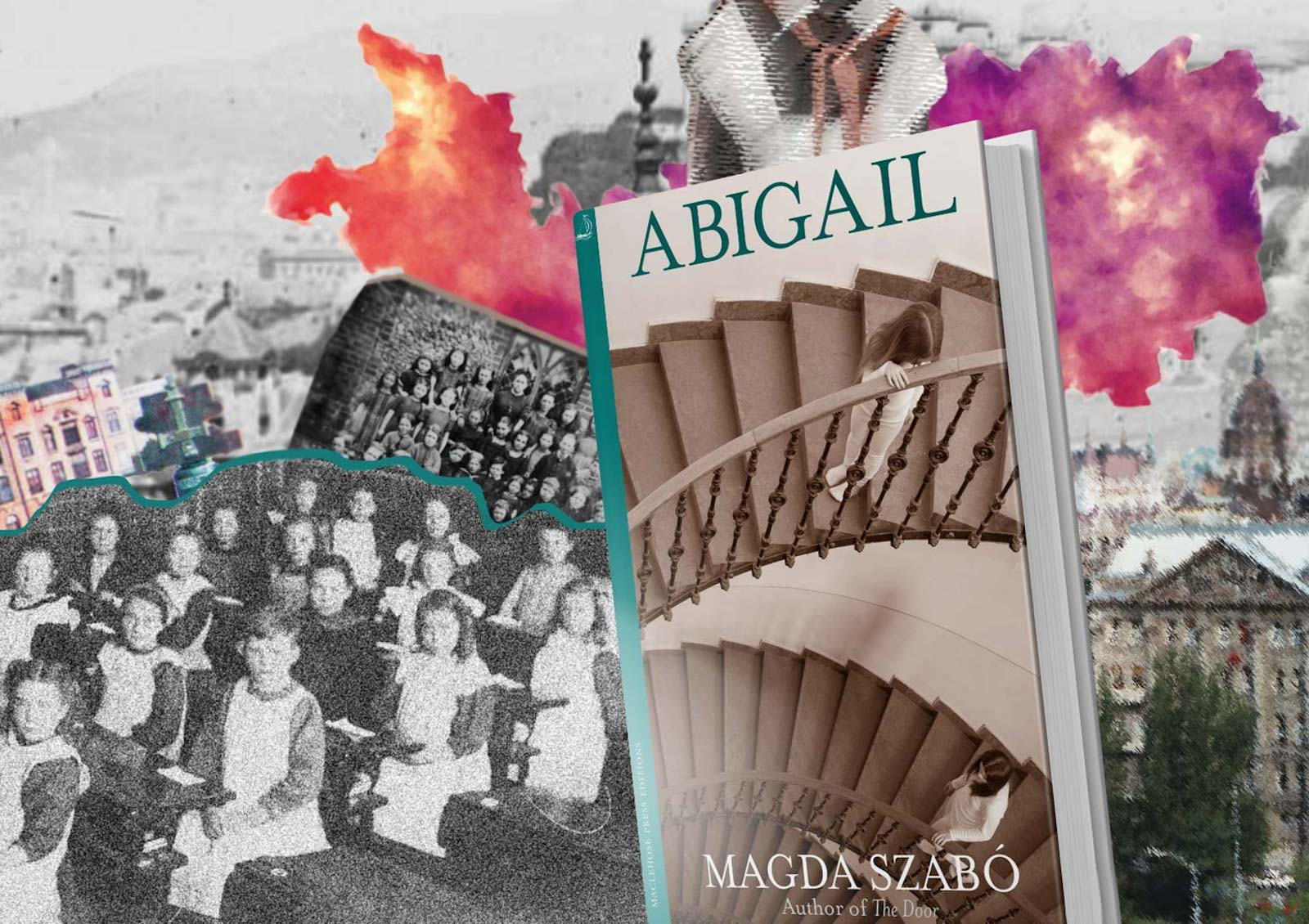 Magda Szabó's cult novel Abigail is an adventurous tale of teenage friendship in wartime Hungary