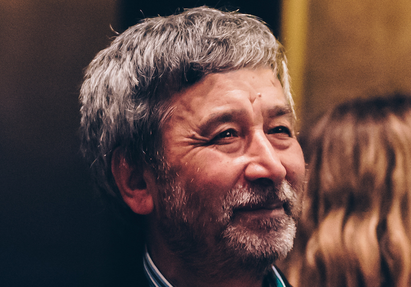 Uzbek author and journalist Hamid Ismailov appointed as Radio Liberty's Central Asia Director