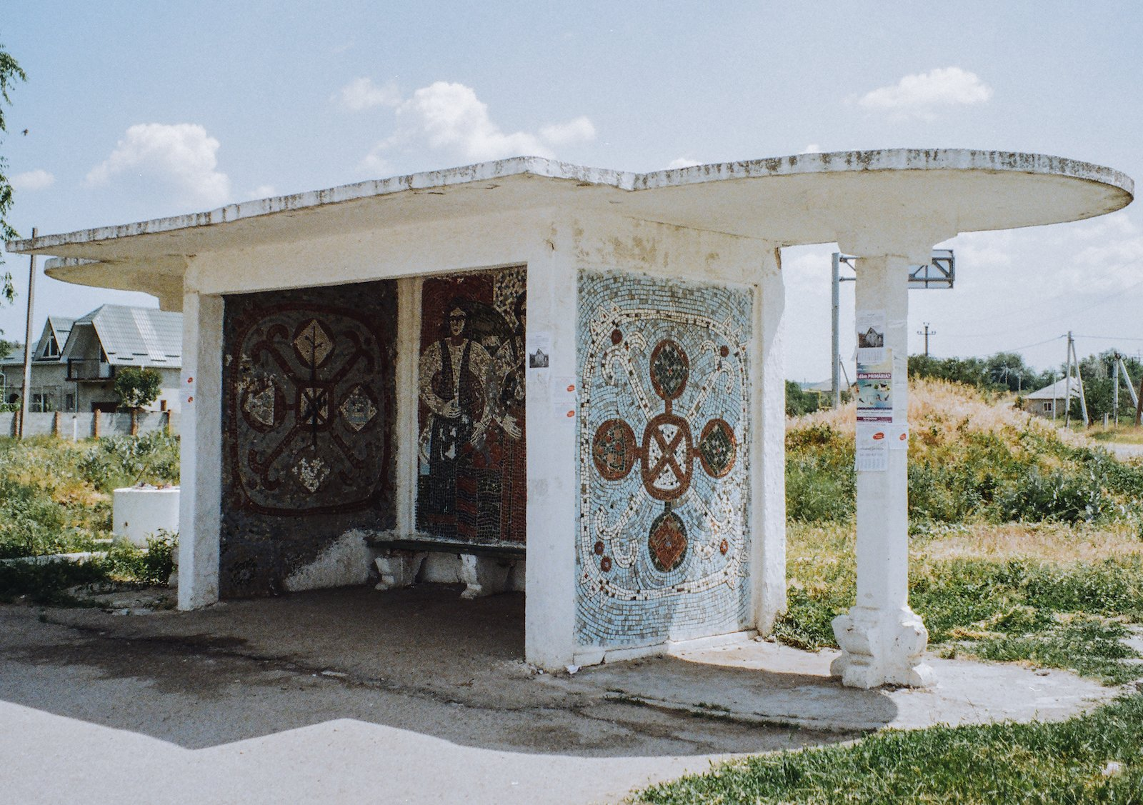 Take a tour across Moldova's Soviet-era public art with this Insta account