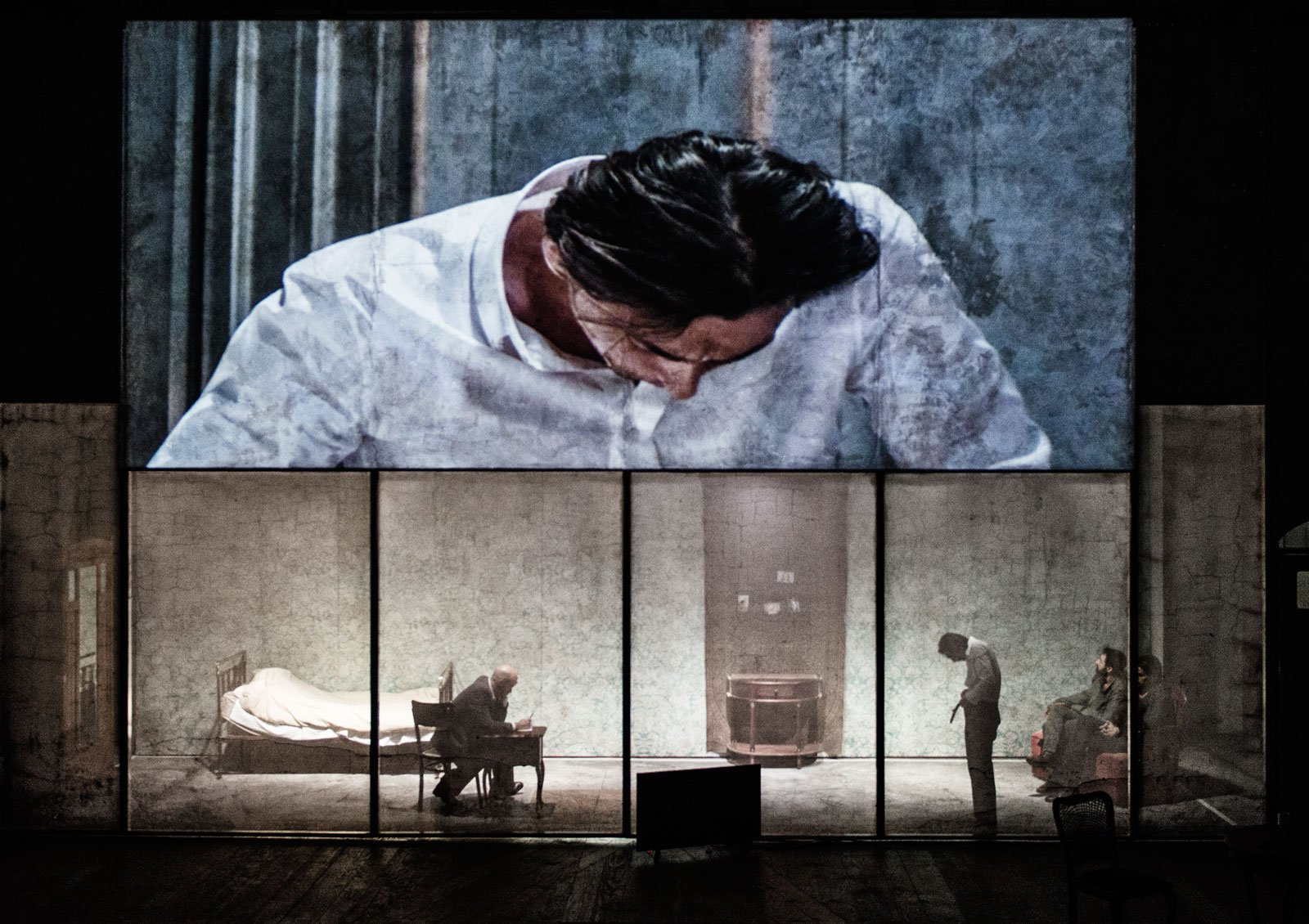 Cancelled Polish adaptation of Kafka play in New York raises questions over censorship from Warsaw