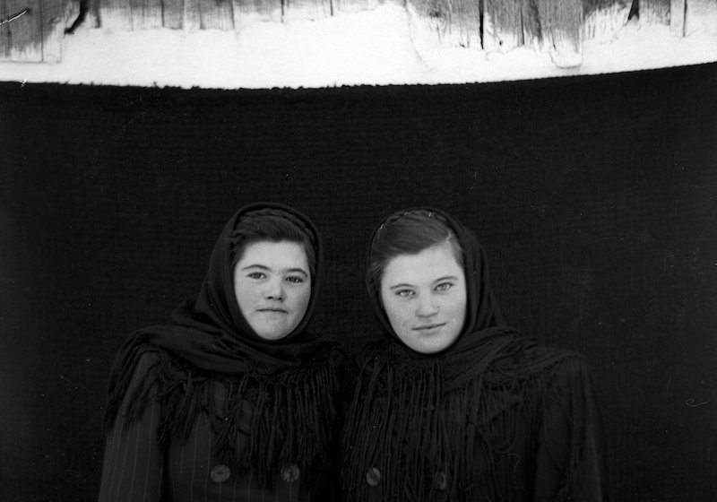 Lost-and-found photos pull back the curtain on life in a Soviet Moldovan village