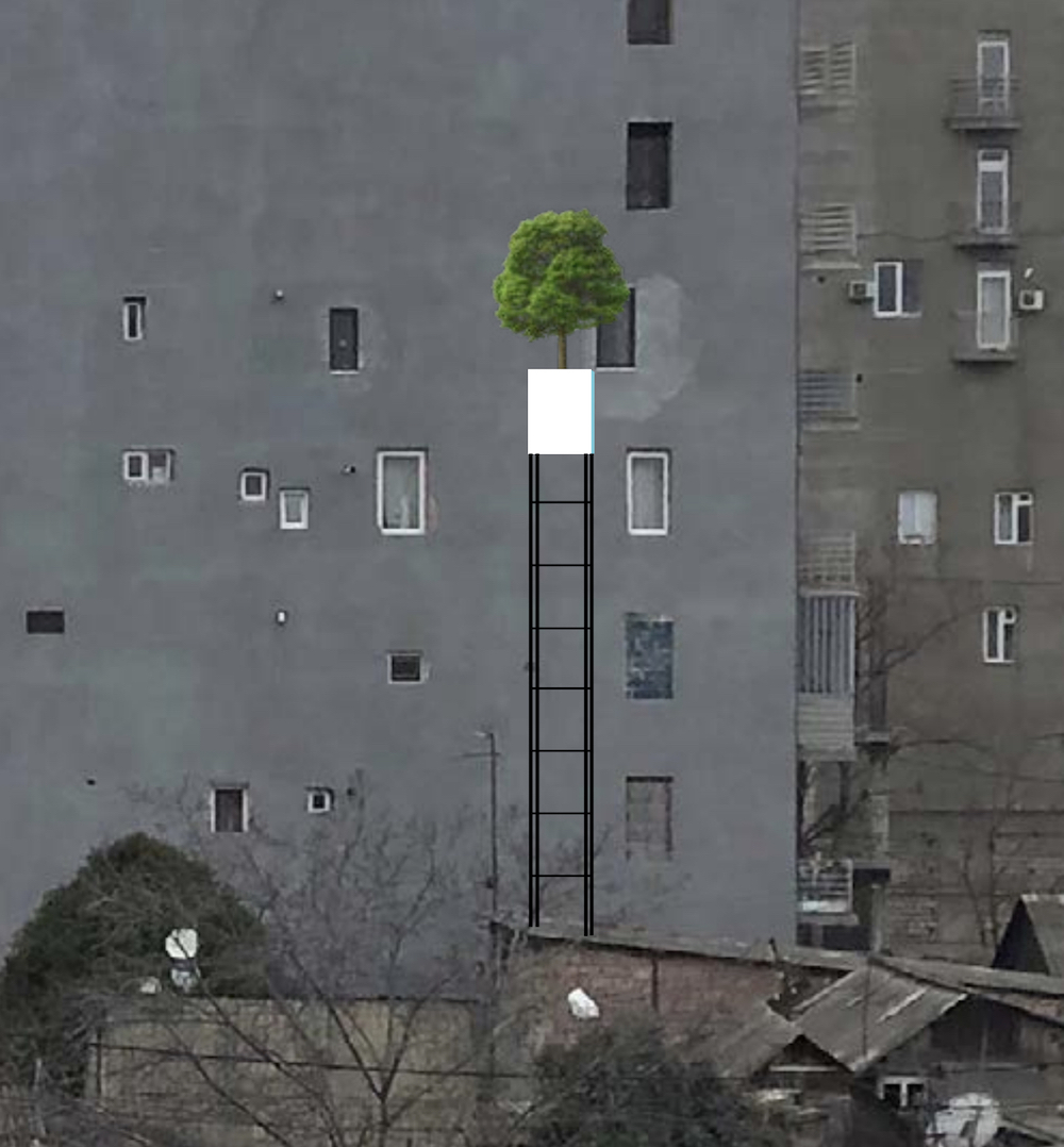 Vertical Urban Gardens