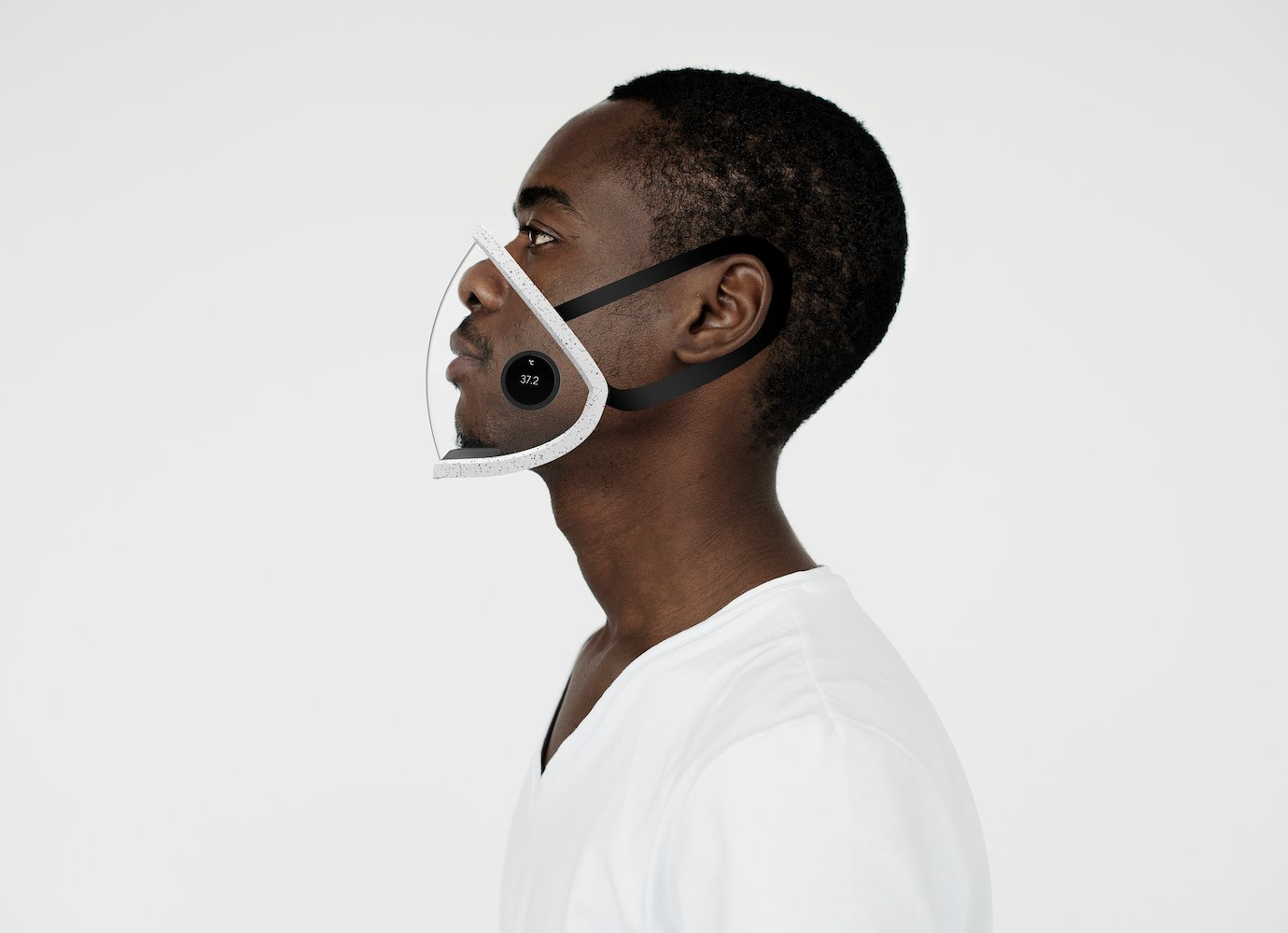 Romanian designer wins MIT prize for high-tech face mask prototype
