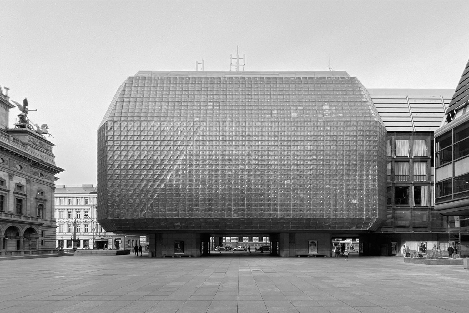 Documenting Prague's maligned socialist architecture — one photo at a time