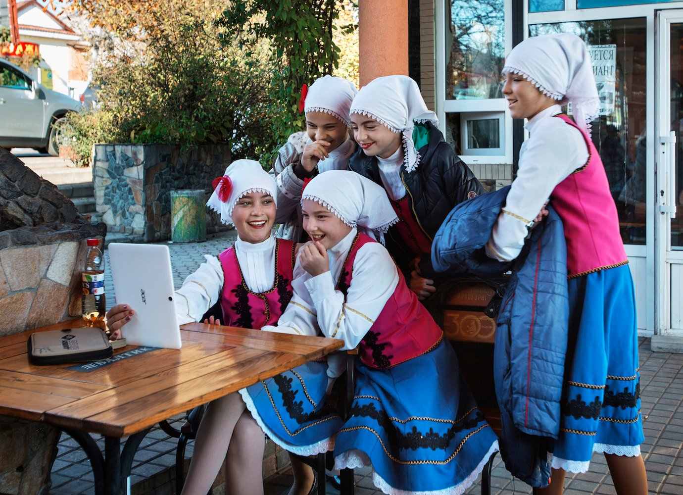 Inside the lives of Gagauz Yeri, the Christian Turkic people of Moldova